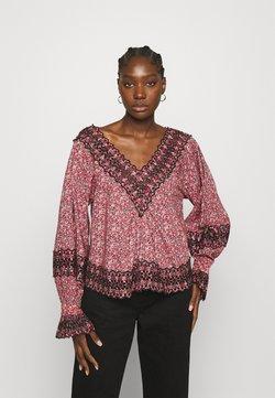 byTiMo - SLUB  - Langarmshirt - pink