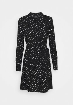 Even&Odd - Freizeitkleid - black/white