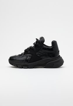 Toral - Sneakers laag - black