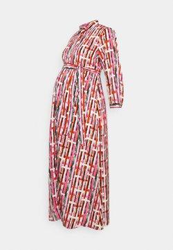 Pieces Maternity - PCMROSIA - Robe chemise - azalea pink