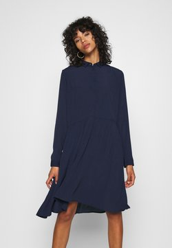 Minimum - BINDIE DRESS - Blusenkleid - navy blazer
