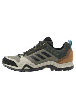 adidas Performance - TERREX AX3 - Hikingschuh - legend green/core black/glow blue