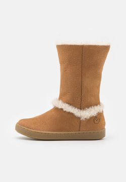 Shoo Pom - PLAY MOOT - Stiefel - camel/nude