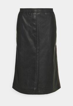 More & More - SKIRT  - A-line skirt - black