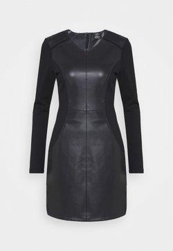 ONLY - ONLJULIE MIX DRESS - Vestido informal - black
