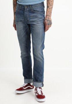 Blend - BLIZZARD - Straight leg jeans - light blue