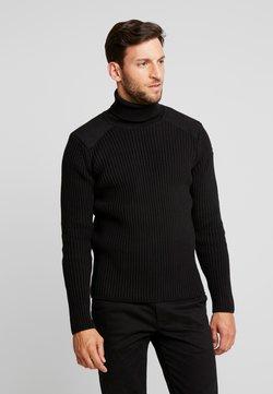 Schott - YANK - Pullover - black