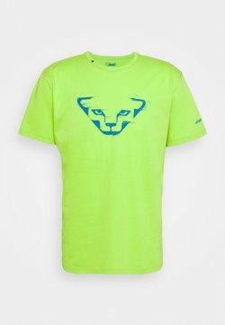 Dynafit - GRAPHIC TEE - Camiseta estampada - lambo green