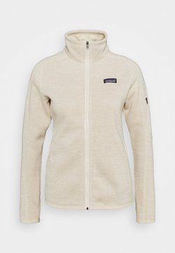 Patagonia - BETTER SWEATER - Fleecejacke - oyster white