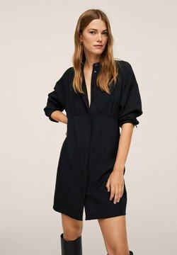 Mango - TZUKISHI - Sukienka koszulowa - svart