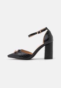 RAID Wide Fit - WIDE FIT BELLA - High Heel Pumps - black