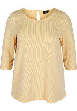 Zizzi - Bluse - yellow