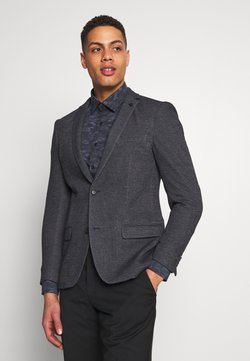 Esprit Collection - SOFT TWO TONE - Veste de costume - dark blue