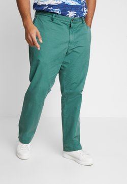 Polo Ralph Lauren Big & Tall - CLASSIC FIT BEDFORD PANT - Chinot - washed forest