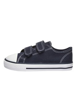 Next - GREY TOUCH FASTENING SHOES (YOUNGER) - Chaussures premiers pas - blue