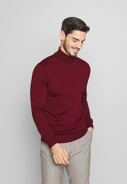 Casual Friday - KONRAD  - Pullover - wine red