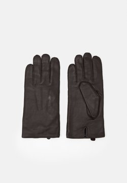 Selected Homme - SLHZAIN GLOVES - Fingervantar - demitasse