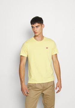 Levi's® - ORIGINAL TEE - T-shirt basique - dusky citron