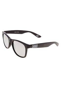 Vans - SPICOLI - Gafas de sol - matte black/silver mirror