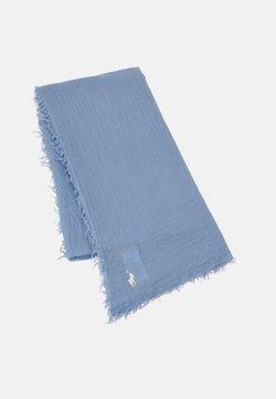 Polo Ralph Lauren - BLEND SIGNATURE SOLID - Schal - blue