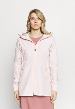 The North Face - WOMENS HIKESTELLER JACKET - Giacca hard shell - pearl blush