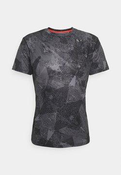 Mizuno - AERO TEE - Camiseta de deporte - black