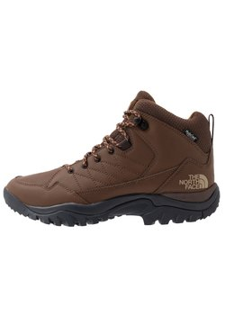 The North Face - M STORM STRIKE II WP - Outdoorschoenen - carafe brown/ebony grey