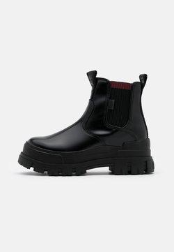 Buffalo - VEGAN ASPHA CHELSEA - Ankle Boot - black