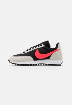Nike Sportswear - AIR TAILWIND 79 UNISEX - Sneaker low - black/flash crimson/light bone/white
