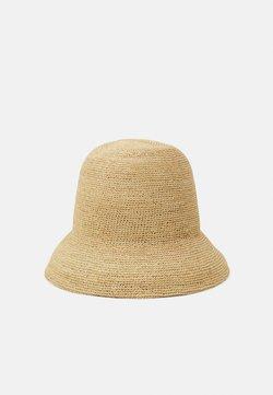 ARKET - HAT - Hatt - beige dusty light