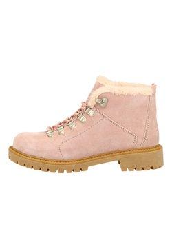 Darkwood - Snowboot/Winterstiefel - powder pink