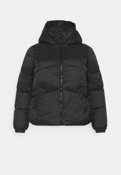 Vero Moda Curve - VMUPSALA SHORT JACKET - Winterjacke - black