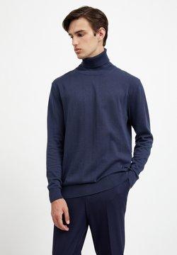 Finn Flare - Strickpullover - dark blue