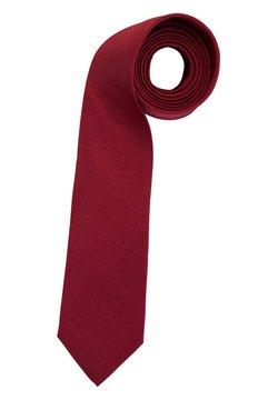 Eterna - AUS REINER - Krawatte - orange - rot