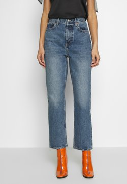 Topshop - DAD - Relaxed fit jeans - blue denim
