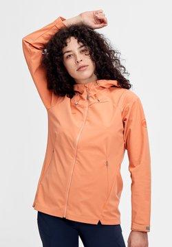 Mammut - SAPUEN  - Softshelljacke - orange
