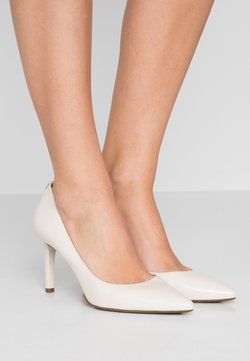 MICHAEL Michael Kors - DOROTHY FLEX DORSAY - High Heel Pumps - light cream