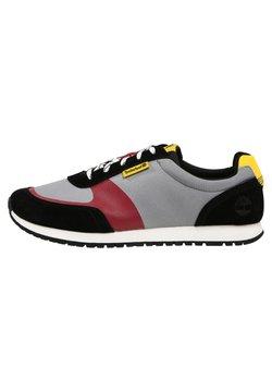 Timberland - LUFKIN  - Sneakersy niskie - md grey mesh wblk