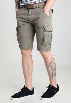 INDICODE JEANS - MONROE - Shorts - greige