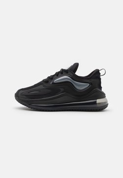 Nike Sportswear - AIR MAX ZEPHYR UNISEX - Matalavartiset tennarit - black/dark smoke grey