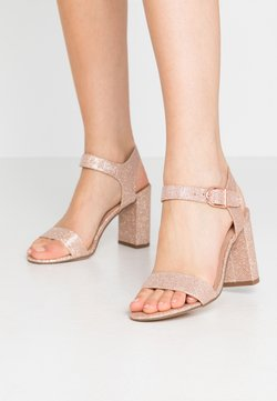 New Look - VIMS - High heeled sandals - rose gold