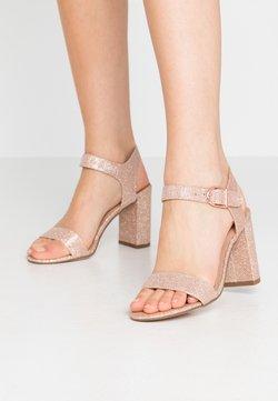 New Look - VIMS - Sandalias de tacón - rose gold