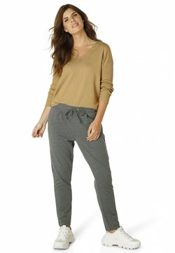 Ivy Beau - UNTERTEILE PELIN - Jogginghose - dark grey/melange