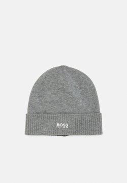 BOSS Kidswear - PULL ON HAT UNISEX - Mütze - grey marl