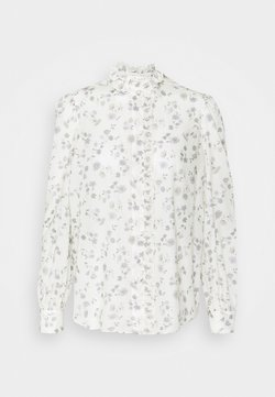See by Chloé - Bluse - white grey