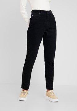 Dr.Denim - NORA - Pantalon classique - black