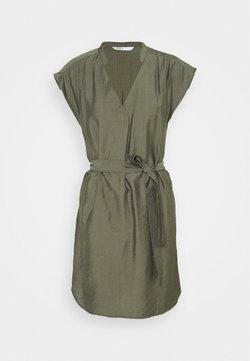 ONLY - ONLJOSEY V NECK DRESS - Robe d'été - kalamata