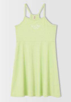 DeFacto - REGULAR FIT  - Jerseykleid - green