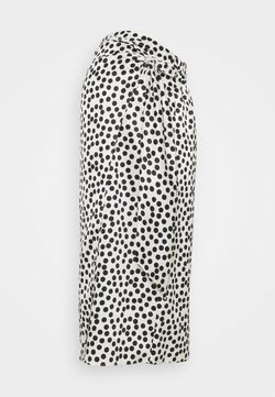 Topshop Maternity - SPOT PRINT SARONG - Falda de tubo - mono