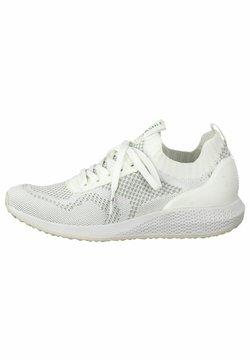 Tamaris Fashletics - Sneakers laag - white